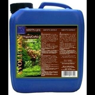 """Happy-Life Carbo die perfekte Kohlenstoffquelle - """" CO2 """" aus der Flasche! 5000 ml"""