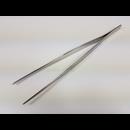 Aquarium Futterpinzette Pflanzenpinzette in Premiumqualität gerade oder gebogen 25 cm bis 48cm