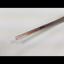 Aquarium Futterpinzette Pflanzenpinzette gebogen, Länge 48 cm in Premiumqualität