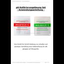 pH Kalibrierlösung / Pufferlösung im Set - zur Kalibrierung von Messgeräten schnell und einfach