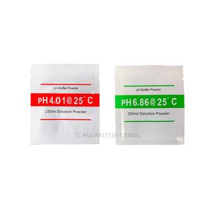 pH Kalibrierlösung / Pufferlösung im Set - 1x Kalibrierungslösungs Set