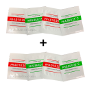 pH Kalibrierlösung / Pufferlösung im Set - 4x Kalibrierungslösungs Set
