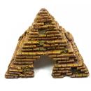 Aquarium Dekoration Pyramide XL | Aquaristik-Genial