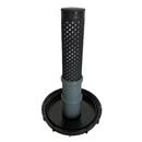 IBC Deckel Filter mit HT-Rohr
