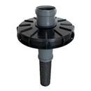 IBC Deckel Filter DN 225 mit HT-Rohr DN 75