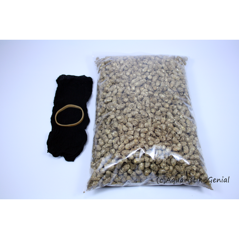 gerstenstroh pellets gegen algen im aquarium 6 90. Black Bedroom Furniture Sets. Home Design Ideas