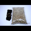 Gerstenstroh Pellets gegen Algen im Aquarium oder Teich 120g