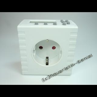 Digitale Zeitschaltuhr in kompakter Bauweise