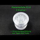 Planarienfalle F2.0 - Planarien-Falle für das...
